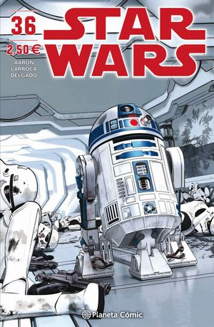 STAR WARS Nº 36