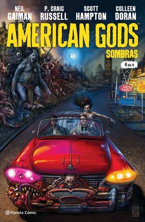 AMERICAN GODS SOMBRAS Nº 04/09