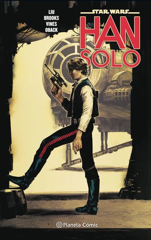 STAR WARS HAN SOLO. TOMO RECOPILATORIO 1-5