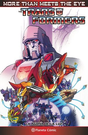 TRANSFORMERS MORE THAN MEETS THE EYE Nº 05/05