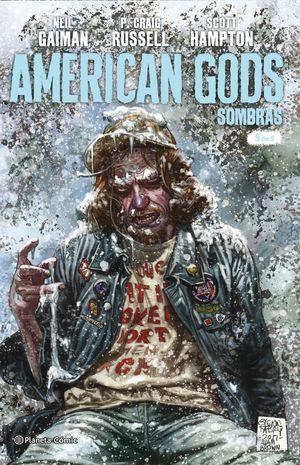 AMERICAN GODS SOMBRAS Nº 09/09