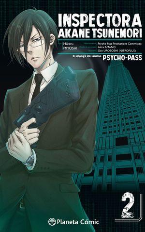 PSYCHO PASS Nº 02/06
