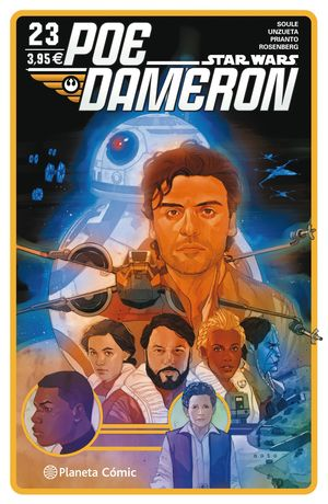 STAR WARS POE DAMERON Nº 23