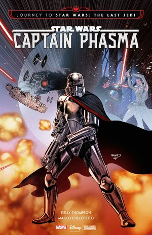 STAR WARS CAPITANA PHASMA