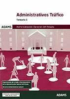 ADMINISTRATIVOS TRAFICO TEMARIO 1