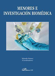MENORES E INVESTIGACION BIOMEDICA