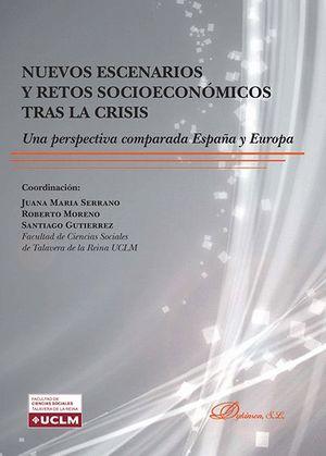 NUEVOS ESCENARIOS Y RETOS SOCIOECONÓMICOS TRAS LA CRISIS