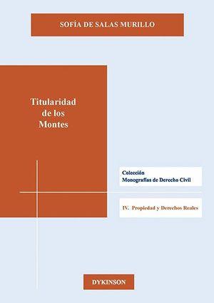 TITULARIDAD DE LOS MONTES