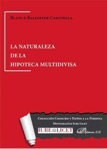 LA NATURALEZA DE LA HIPOTECA MULTIDIVISA