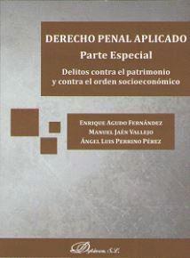 DERECHO PENAL APLICADO. PARTE ESPECIAL