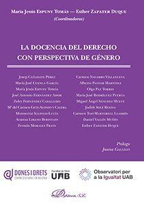 LA DOCENCIA DEL DERECHO CON PERSPECTIVA DE GENERO