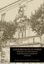 LOS JURISTAS EN EL PODER