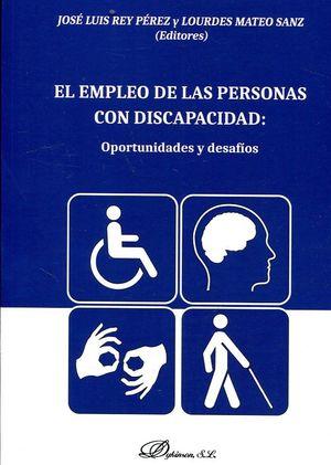 EL EMPLEO DE LAS PERSONAS CON DISCAPACIDAD