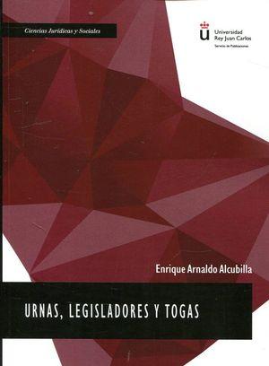 URNAS, LEGISLADORES Y TOGAS