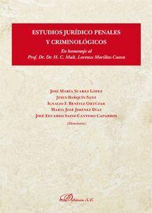 ESTUDIOS JURIDICOS PENALES Y CRIMINOLOGICOS (2 VOL.)