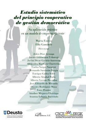 ESTUDIO SISTEMÁTICO DEL PRINCIPIO COOPERATIVO DE GESTIÓN DEMOCRÁTICA