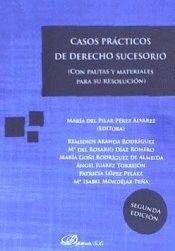 CASOS PRACTICOS DE DERECHO SUCESORIO