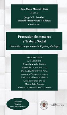 PROTECCIÓN DE MENORES Y TRABAJO SOCIAL