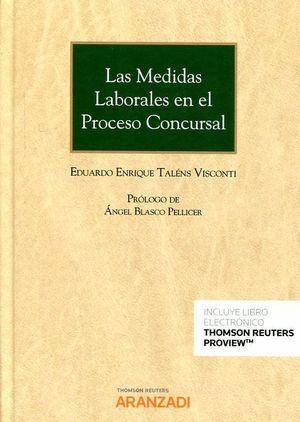 LAS MEDIDAS LABORALES EN EL PROCESO CONCURSAL