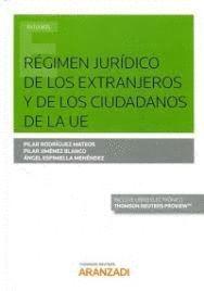 RÉGIMEN JURÍDICO DE LOS EXTRANJEROS Y DE LOS CIUDADANOS DE LA UE
