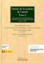 TRATADO DE SOCIEDADES DE CAPITAL (2 VOL.)