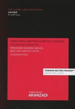 TERRITORIAL HERITAGE AND SPATIAL PLANNING A GEOGRAPHICAL PERSPECTIVE