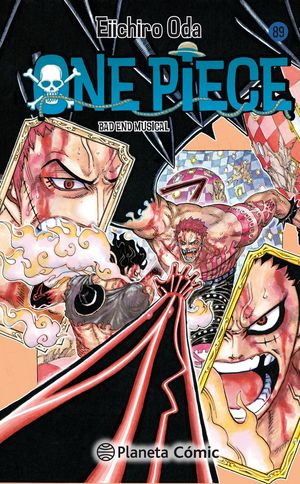 ONE PIECE Nº 89