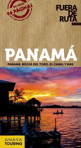 PANAMÁ. FUERA DE RUTA