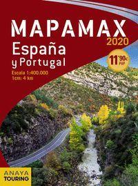 MAPAMAX ESPAÑA Y PORTUGAL2020