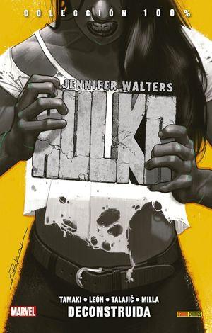 JENNIFER WALTERS: HULKA 01. DESCONSTRUIDA