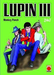 LUPIN III 2 DE 7