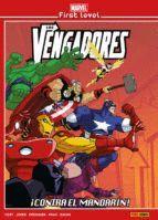 LOS VENGADORES CONTRA EL MANDARIN! MARVEL FIRST LEVEL 03