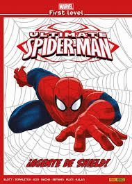 MARVEL FIRST LEVEL 04. ULTIMATE SPIDERMAN