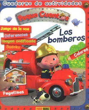 LOS BOMBEROS. CUADERNO DE ACTIVIDADES