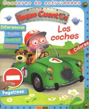 LOS COCHES. CUADERNO DE ACTIVIDADES