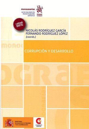 CORRUPCION Y DESARROLLO