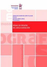 PENAS DE PRISÍON DE LARGA DURACIÓN
