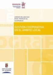 GESTION COOPERATIVA EN EL AMBITO LOCAL