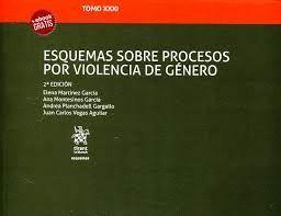 ESQUEMAS SOBRE PROCESOS POR VIOLENCIA DE GÉNERO T.XXXI