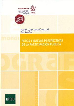 RETOS Y NUEVAS PERSPECTIVAS DE LA PARTICIPACION PUBLICA