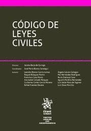 CODIGO LEYES CIVILES