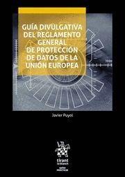 GUIA DIVULGATIVA DEL REGLAMENTO GENERAL DE PROTECCION DE DATOS DE LA UNION EUROPEA