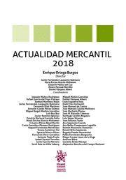 ACTUALIDAD MERCANTIL 2018