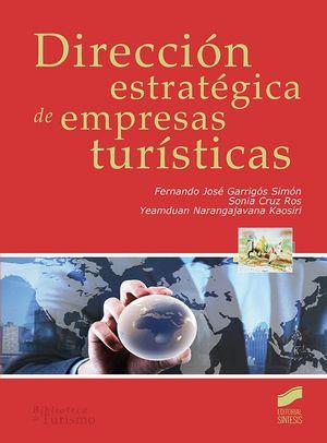 DIRECCIÓN ESTRATÉGICA DE EMPRESAS TURÍSTICAS