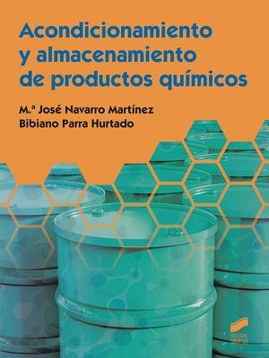 Acondicionamiento Y Almacenamiento De Productos Quimicos Cfgs Librería Canaima