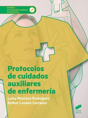 PROTOCOLOS DE CUIDADOS AUXILIARES DE ENFERMERÍA