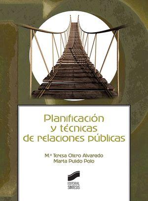 PLANIFICACIÓN Y TE�CNICAS RELACIONES PÚBLICAS