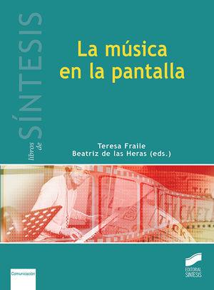 LA MUSICA EN LA PANTALLA