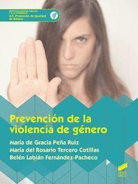 PREVENCI�N DE LA VIOLENCIA DE GɐNERO