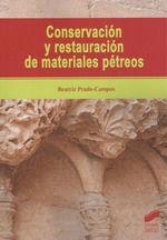 CONSERVACION Y RESTAURACION DE MATERIALES P�TREOS